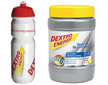 Dextro Energy Isotonic Sports Drink set citrus fresh