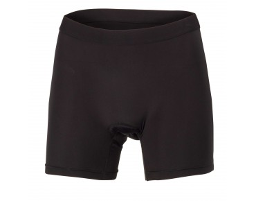 ROSE BASIC women's underpants with seat pad black