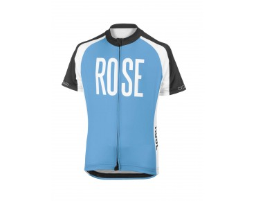 ROSE LINIE 14 children's jersey black/sky