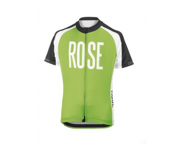ROSE LINIE 14 Kinder Trikot black/green