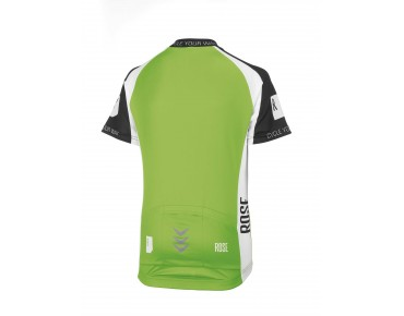 ROSE LINIE 14 kinderjersey black/green