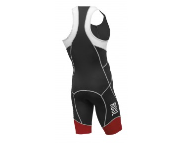 ROSE TRI-SUIT II body black/white/red