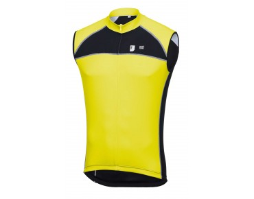 ROSE DESIGN III sleeveless jersey black/lime