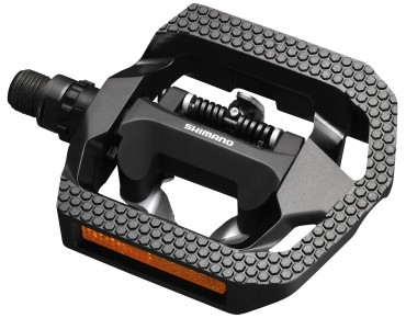 SHIMANO SPD PD-T420 pedals black