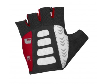 ROSE LINE GEL Handschuhe black/white/red