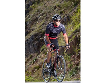 ROSE RACE PRO jersey black/red