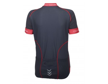 ROSE RACE PRO women's jersey black/red