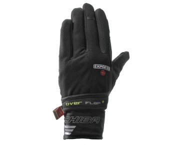 CHIBA EXPRESS+ winter gloves schwarz