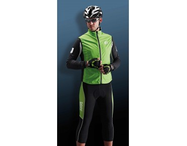 ROSE PRO FIBRE II windproof vest green