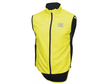 ROSE PRO FIBRE II windproof vest lime