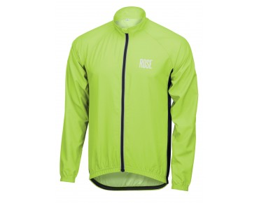 ROSE PRO FIBRE II Windjacke green