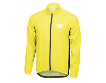 ROSE PRO FIBRE II windbreaker lime