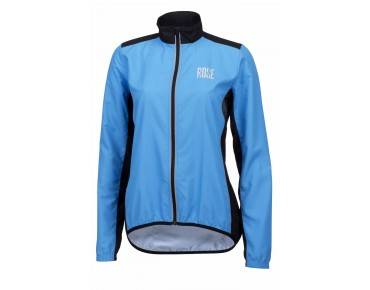 ROSE PRO FIBRE WIND women's windbreaker sky/black