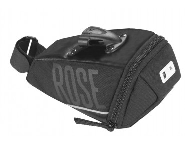 ROSE BLACK EDITION saddle bag size M black