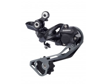 SHIMANO Deore RD-M615-SGS - Shadow - rear derailleur black