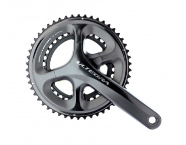 SHIMANO Ultegra FC-6800 Hollowtech II - guarnitura grey