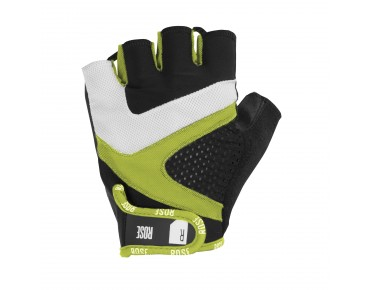 ROSE RSH GEL 03 Handschuhe black/white/green
