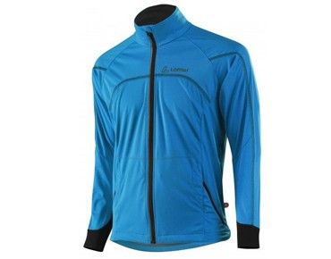 Löffler WINDSTOPPER SOFTSHELL LIGHT Rad Jacke royal
