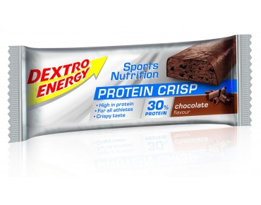 Dextro Energy protein crisp bar 50 g Chocolate