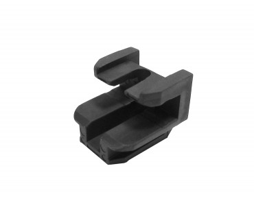 Bosch guide rail adapter for 8 mm rack tubes