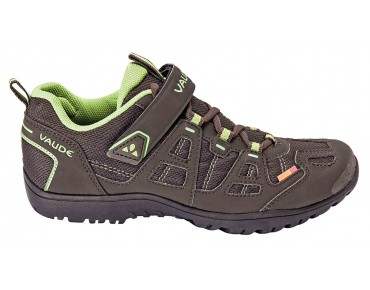 VAUDE KELBY TR trekking shoes fir green