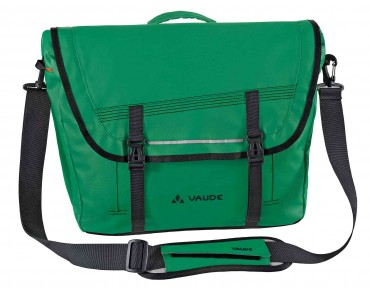 VAUDE NEWPORT  II L bicycle shoulder bag trefoil green