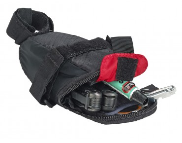 VAUDE RACE LIGHT zadeltas black