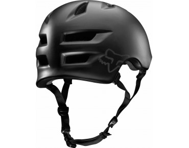 FOX TRANSITION dirt helmet matte black