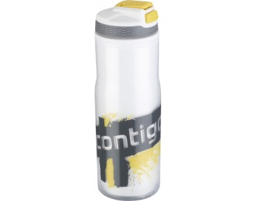 Contigo Devon insulated 650 ml drinks bottle yellow