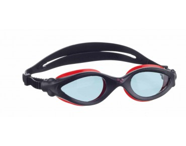 Arena Imax Pro goggles black-red/polarized lens