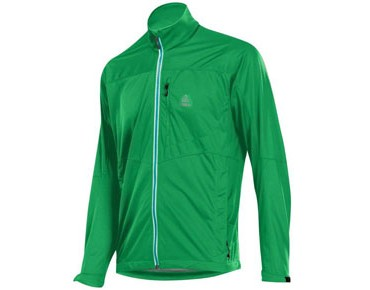 Löffler WINDSTOPPER SOFT SHELL LIGHT Jacke alpengrün