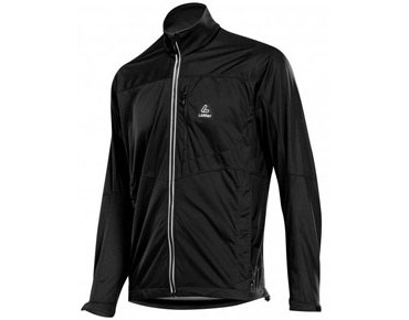 Löffler WINDSTOPPER SOFT SHELL LIGHT Jacke schwarz