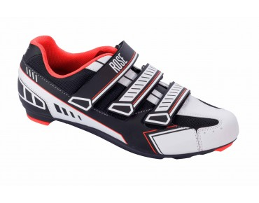 ROSE RRS 09 road shoes black/white/red