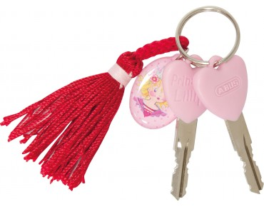 ABUS 1510 chain lock for kids Princess Lillifee