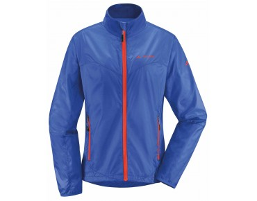 VAUDE DYCE women's windproof jacket gentian blue