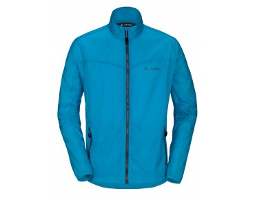 VAUDE DYCE windproof jacket teal blue