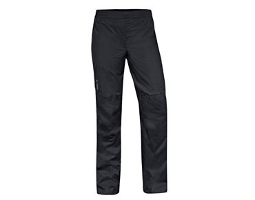 VAUDE DROP PANTS II waterproof trousers for women black