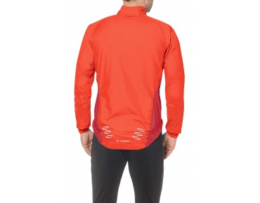 VAUDE SPRAY JACKET IV Allwetter Jacke glowing red