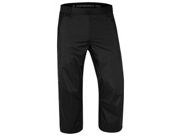 VAUDE SPRAY ¾ PANTS III waterproof trousers black
