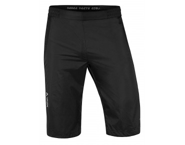 VAUDE SPRAY SHORTS III waterproof shorts black
