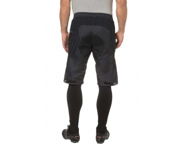 VAUDE SPRAY SHORTS III Regenshorts black