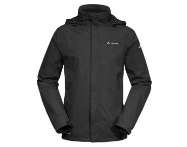 VAUDE ESCAPE BIKE LIGHT JACKET waterproof jacket black