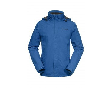 VAUDE ESCAPE BIKE LIGHT JACKET regenjack blue