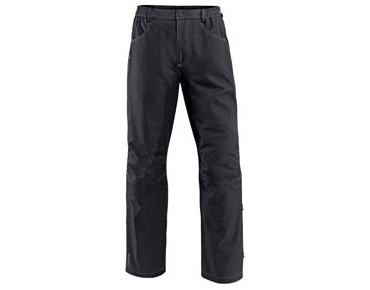VAUDE HOMY RAINPANTS waterproof trousers – short inseam – black