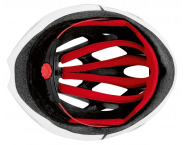 MAVIC SYNCRO Rennrad & Cross-Country Helm white/red