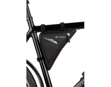 VAUDE TRIANGLE BAG frame bag black