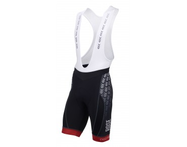 ROSE RACE PRO koersbroek black/red