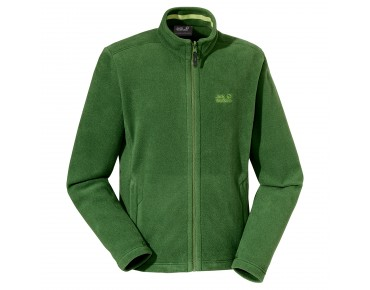 Jack Wolfskin MOONRISE fleece jacket ivy green