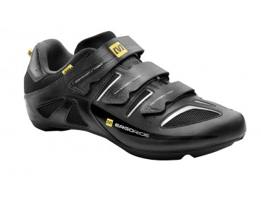 MAVIC CYCLO TOUR Rad-Touringschuhe black/metallic silver
