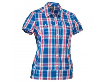 Jack Wolfskin SALT LAKE SHIRT WOMEN classic blue checks